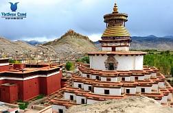 Lhasa - Syantse - Shigatse