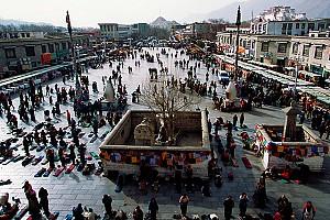 Landtour Tìm Hiểu Văn Hóa Lhasa Gía Rẻ