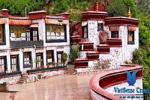 Tìm Hiểu Văn Hóa Lhasa và Tu Viện Drigung Til