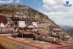 Tìm Hiểu Văn Hóa Lhasa Và Tu Viện Ganden