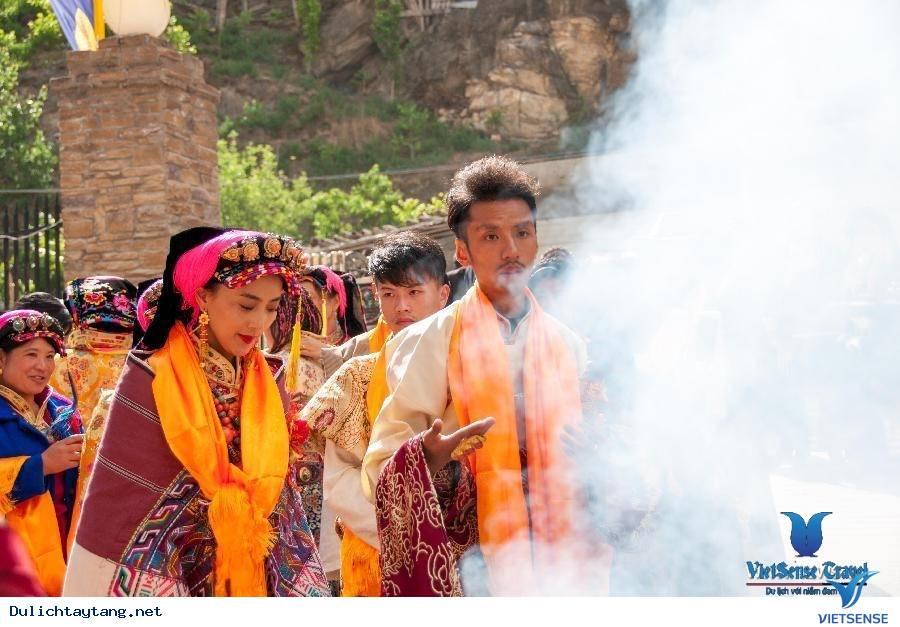 phong tục cưới hỏi của người tây tạng